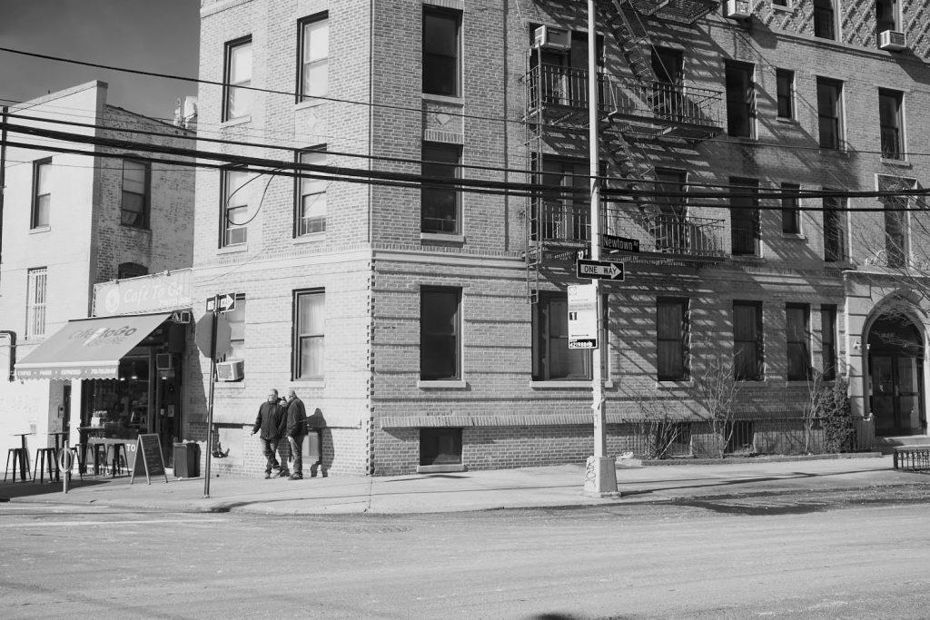Astoria, Queens NY, USA. Shot on Fujifilm X100T