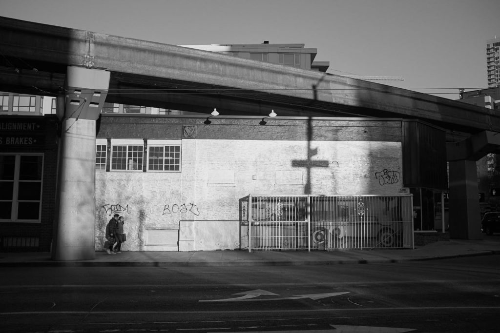 Street photography, Seattle Washington USA 2019