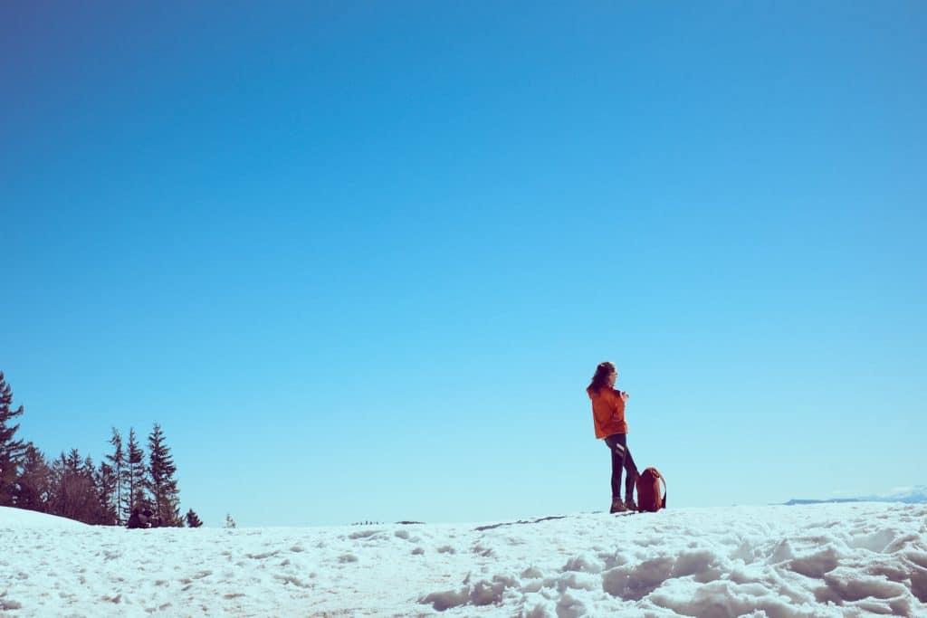 Tiger Mountain, Washington, USA. Shot on Fujifilm X100T