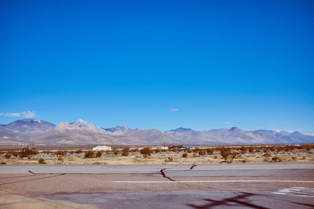 Death Valley, California, USA. Shot on Fujifilm X100T