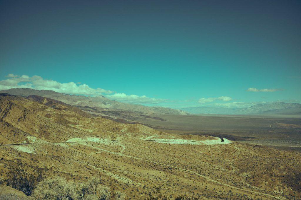 Gateway to Death Valley, California. Shot on Fujifilm X100T. 2019