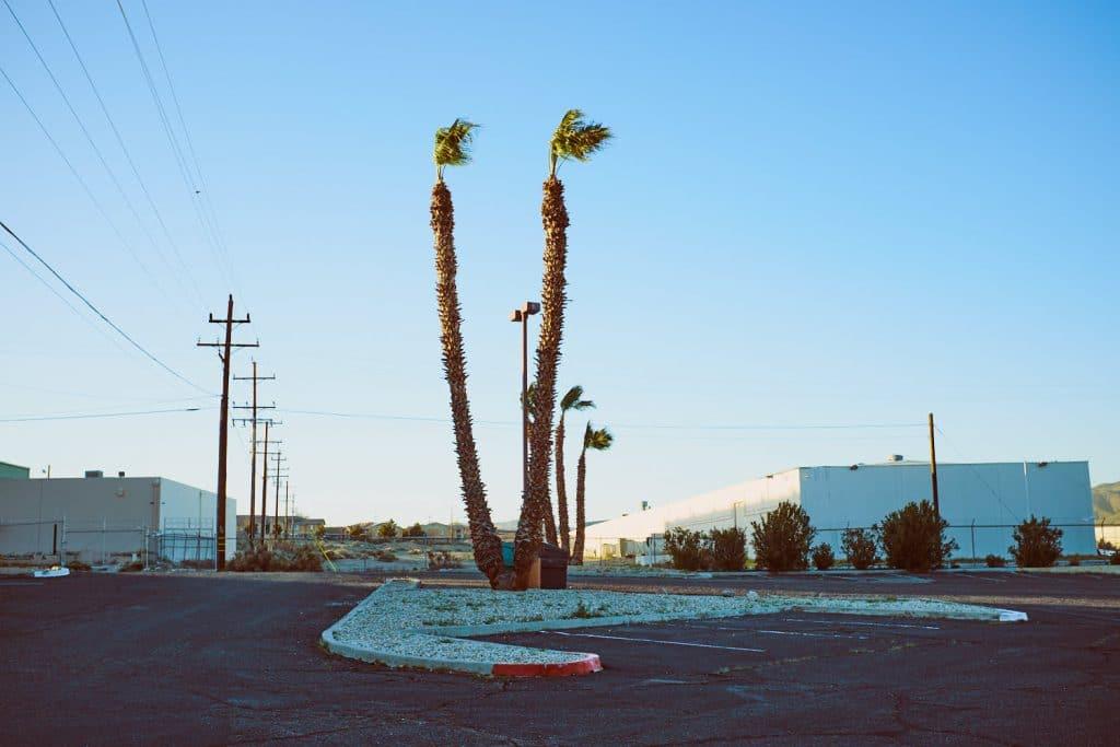 Barstow, California, USA. Shot on Fujifilm X100T